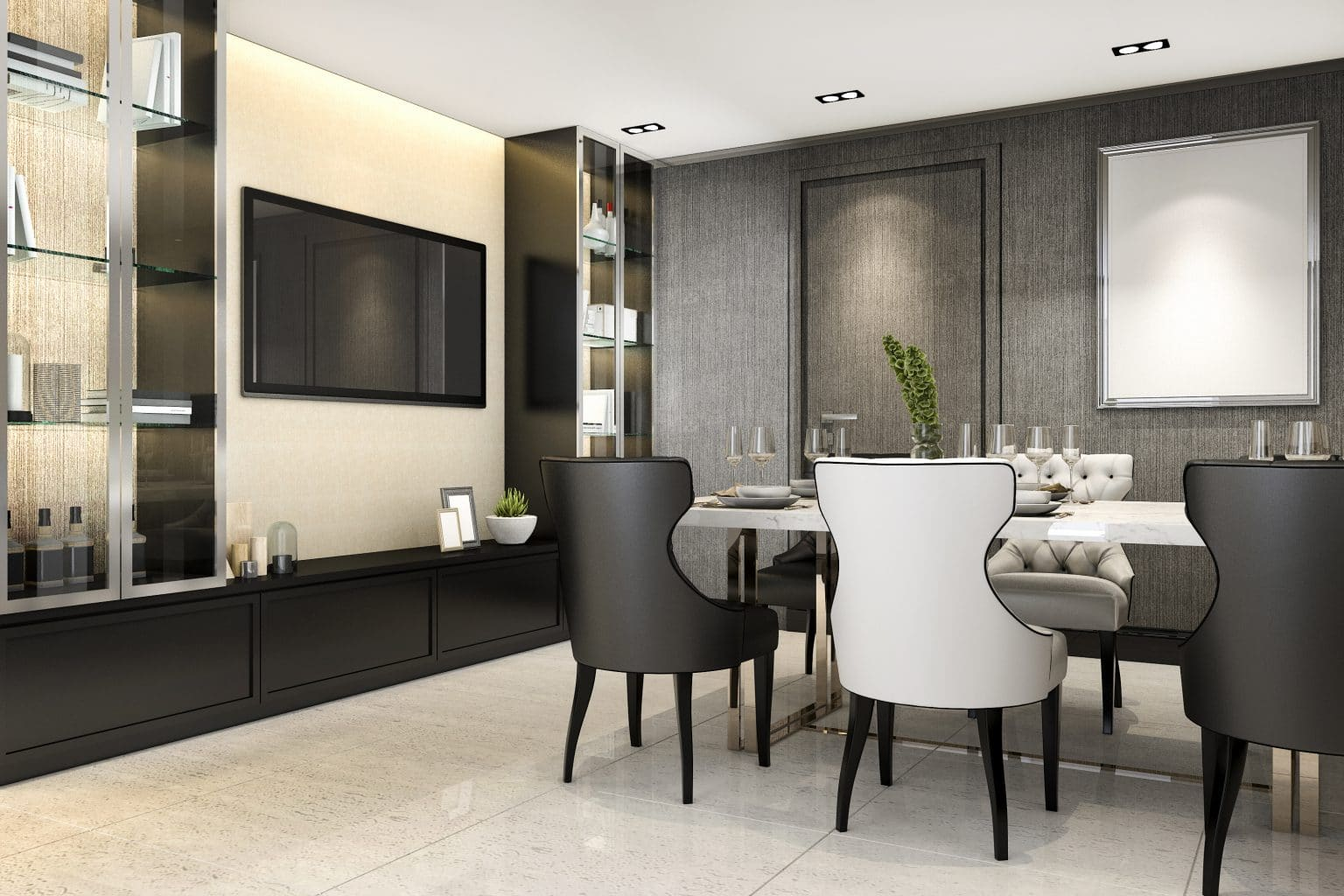 Casalia Living spaces